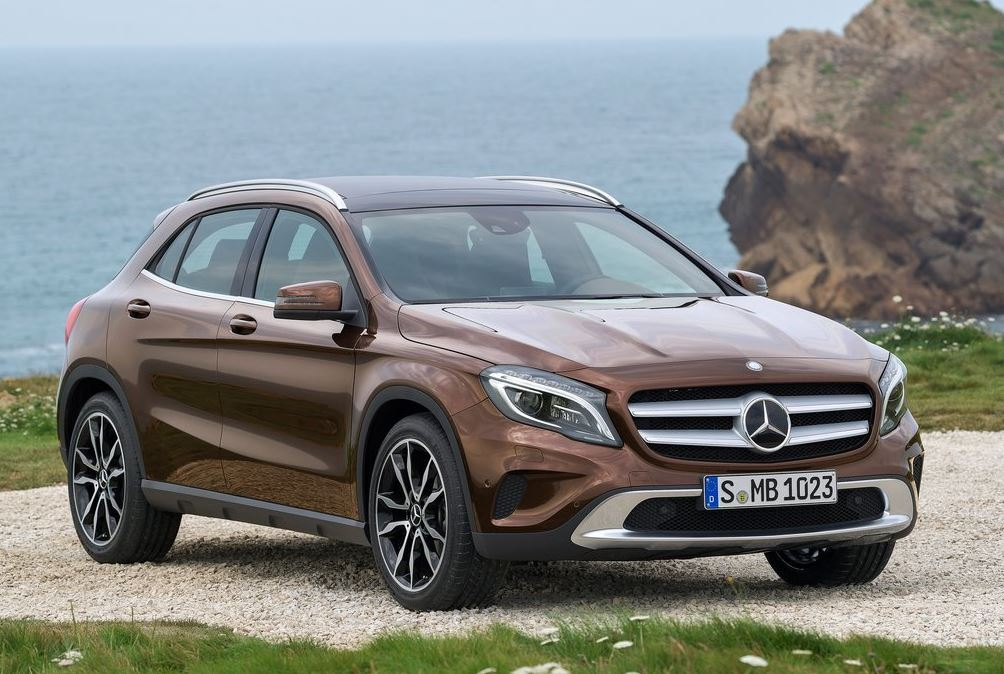 mercedes benz gla class 2015 newcar design. Black Bedroom Furniture Sets. Home Design Ideas