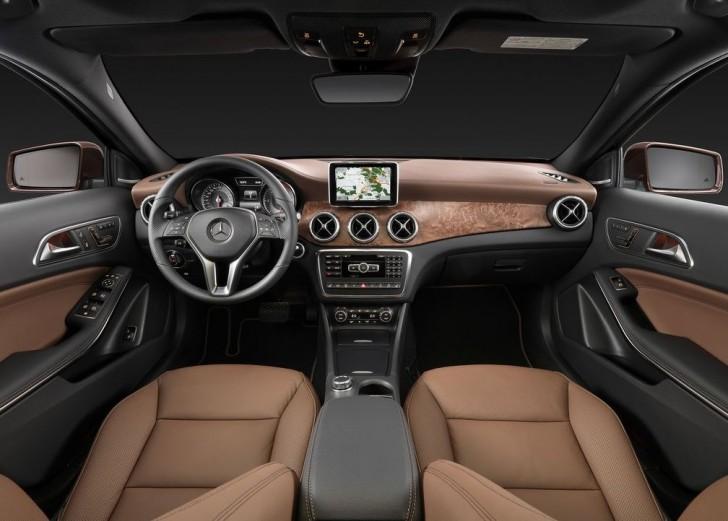 Mercedes-Benz GLA-Class 2015 09
