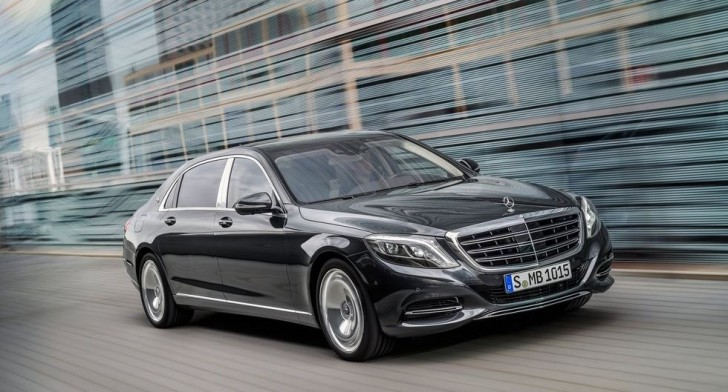 Mercedes-Benz S-Class Maybach 2016 01