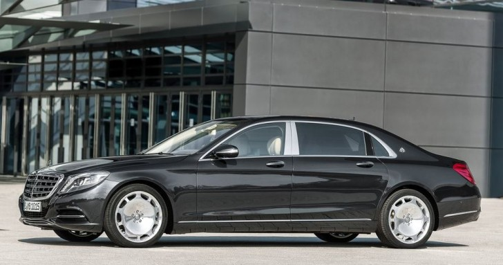 Mercedes-Benz S-Class Maybach 2016 02