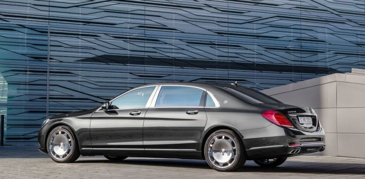 Mercedes-Benz S-Class Maybach 2016 03