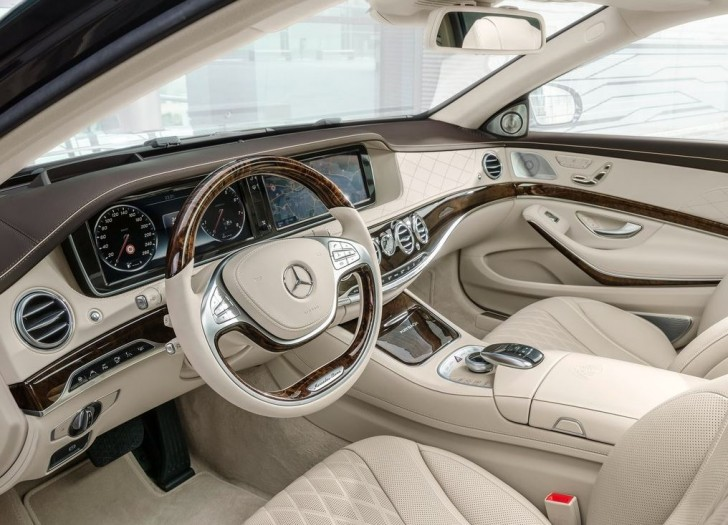 Mercedes-Benz S-Class Maybach 2016 07