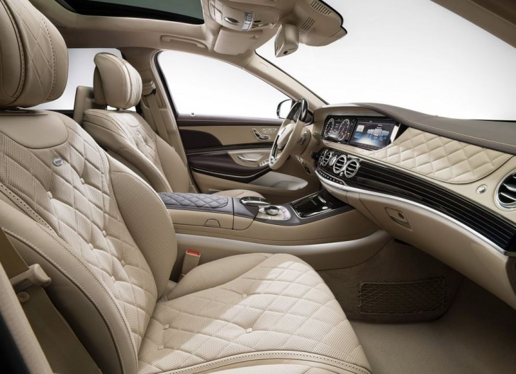 Mercedes-Benz S-Class Maybach 2016 08