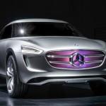 Mercedes-Benz Vision G-code 2014