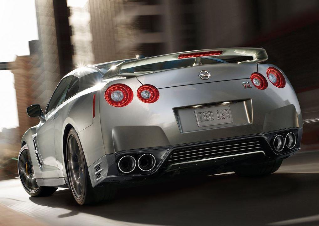 日産「新型GT-R 2015」デザイン画像集 エクステリア - NEWCAR-DESIGN