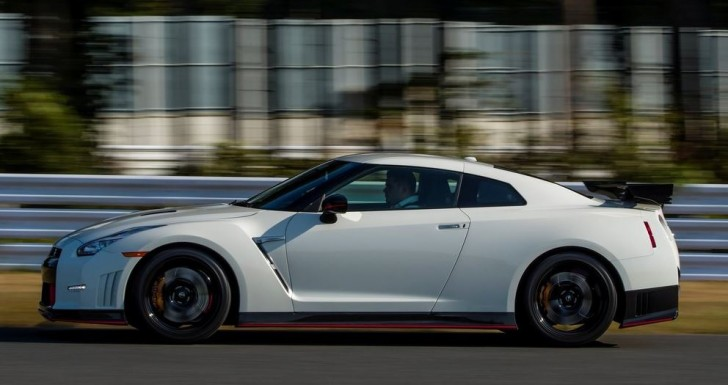 Nissan GT-R Nismo 2015 04
