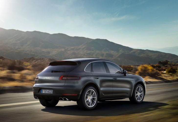 Porsche Macan 2015 06