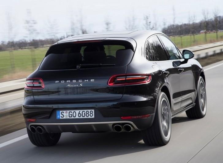 Porsche Macan 2015 07