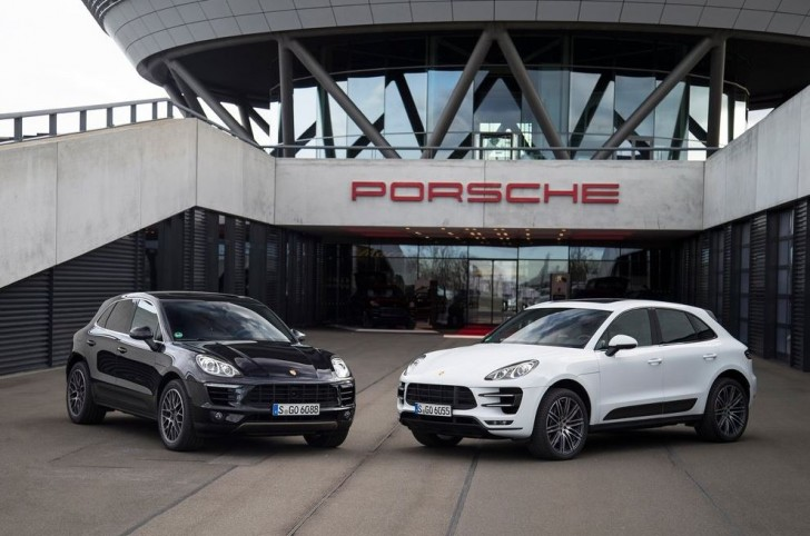 Porsche Macan 2015 08
