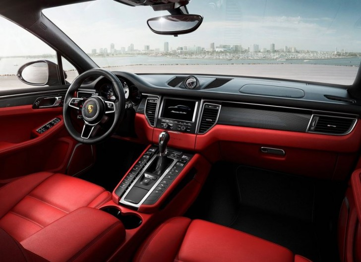 Porsche Macan 2015 10
