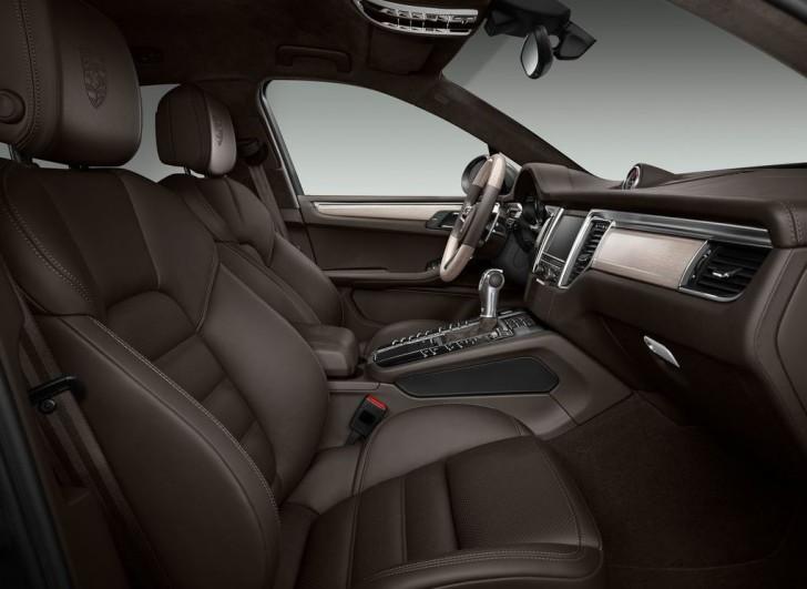 Porsche Macan 2015 11