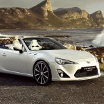 TOYOTA FT-86 OPEN Concept 2013