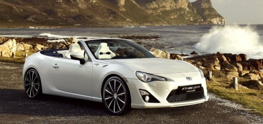 TOYOTA FT-86 open concept 2013 01