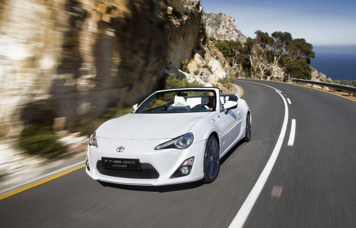 TOYOTA FT-86 open concept 2013 02