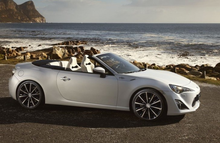 TOYOTA FT-86 open concept 2013 03