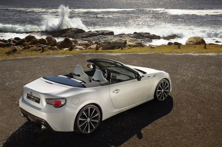 TOYOTA FT-86 open concept 2013 05