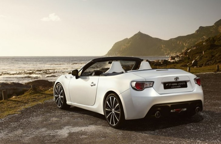 TOYOTA FT-86 open concept 2013 06