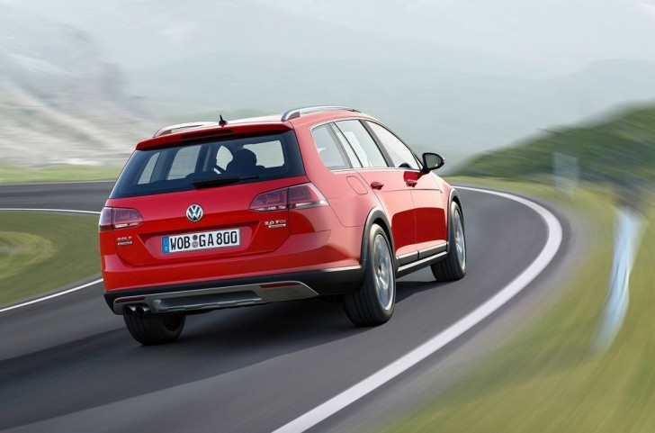 Volkswagen Golf Alltrack 2015 06