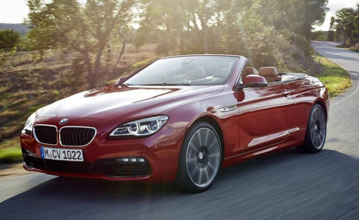 BMW 6-Series Convertible 2015 01