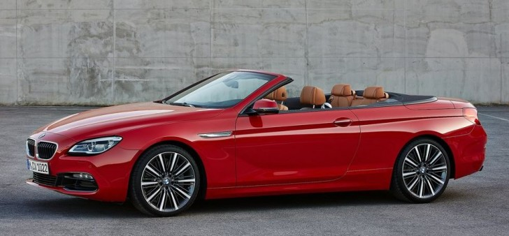 BMW 6-Series Convertible 2015 05