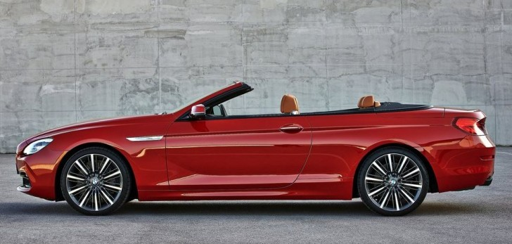 BMW 6-Series Convertible 2015 06