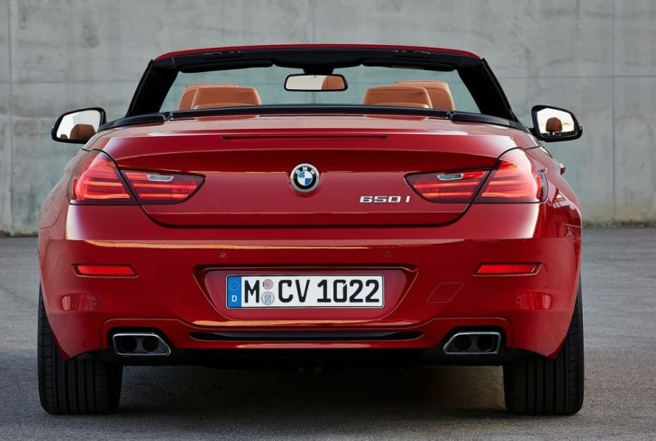 BMW 6-Series Convertible 2015 08