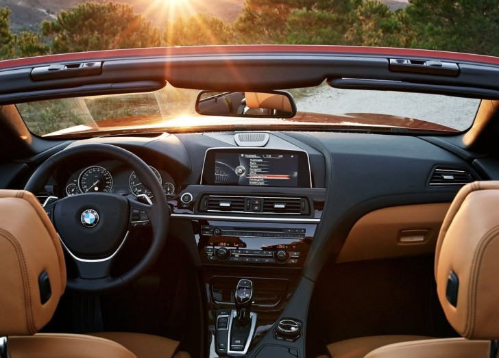 BMW 6-Series Convertible 2015 09