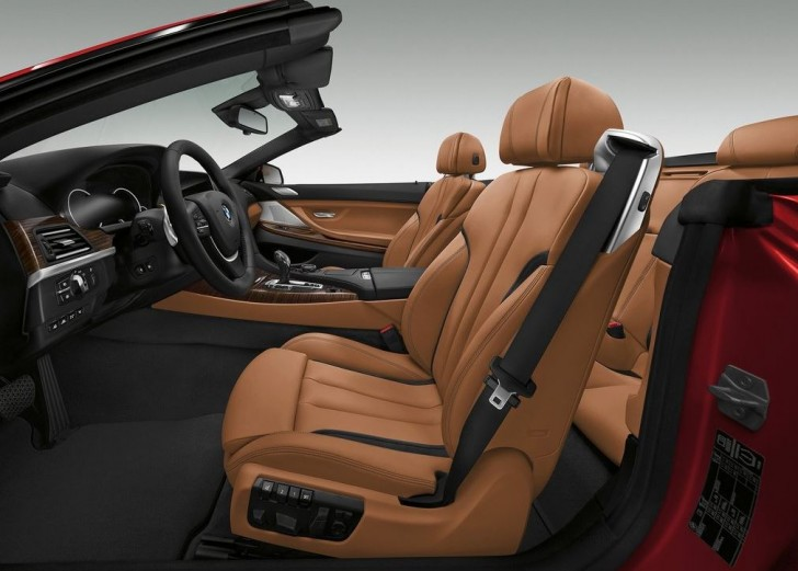 BMW 6-Series Convertible 2015 10