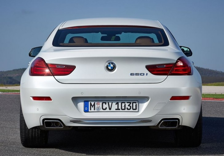 BMW 6-Series Gran Coupe 2015 07
