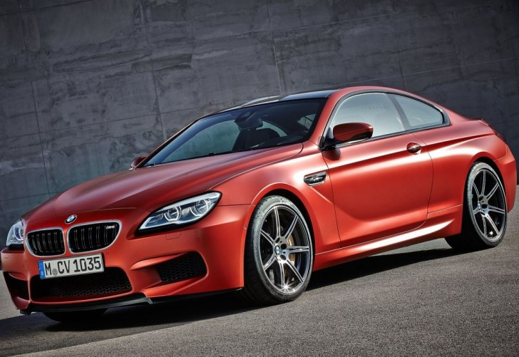 BMW M6 Coupe 2015 01