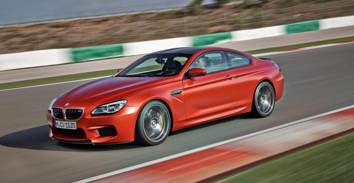 BMW M6 Coupe 2015 04