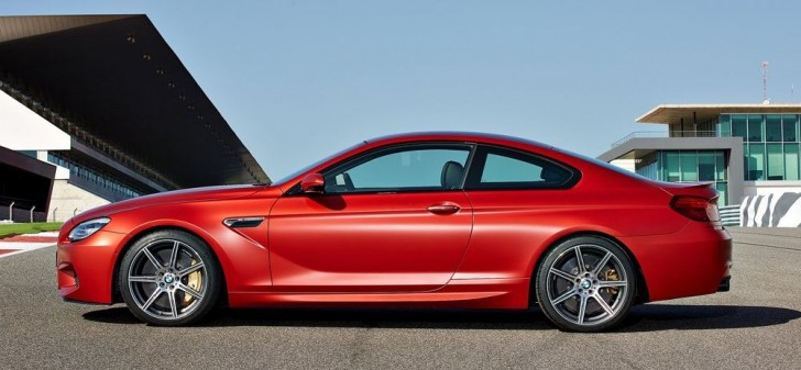 BMW M6 Coupe 2015 05