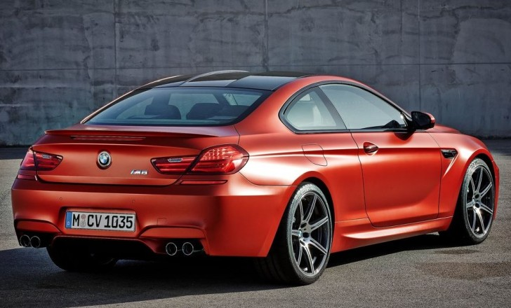 BMW M6 Coupe 2015 06
