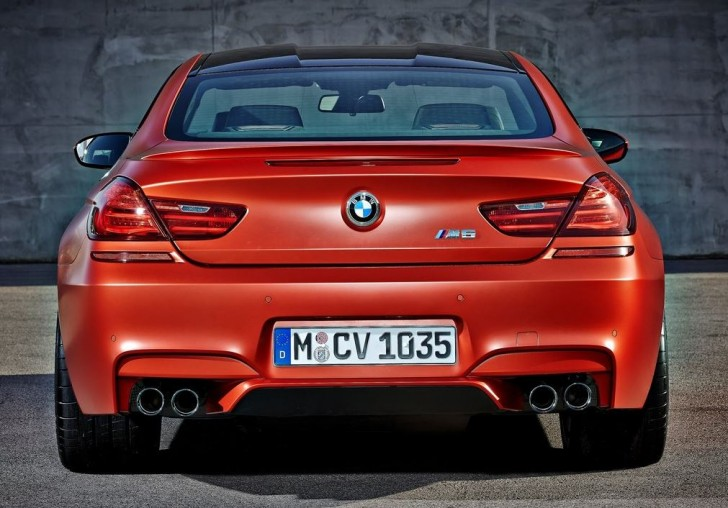 BMW M6 Coupe 2015 07