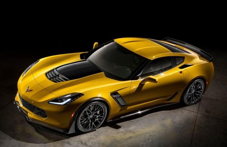 Chevrolet Corvette Z06 2015 03