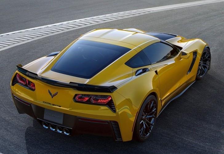 Chevrolet Corvette Z06 2015 05