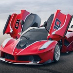 Ferrari FXX K 2015