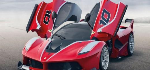 Ferrari FXX K 2015 01