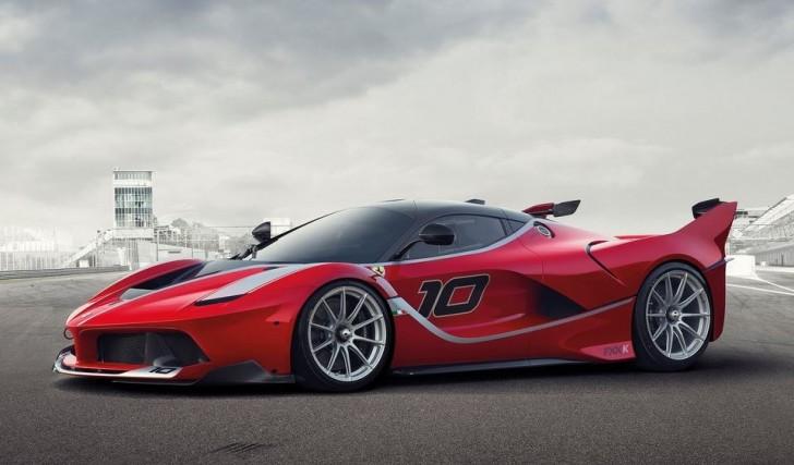 Ferrari FXX K 2015 02