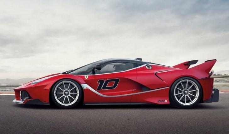 Ferrari FXX K 2015 03
