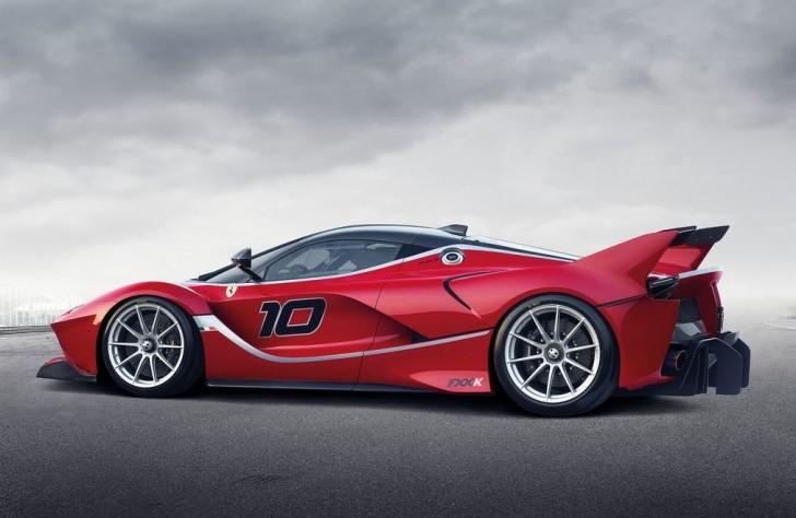 Ferrari FXX K 2015 04