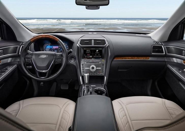 Ford Explorer 2016 10