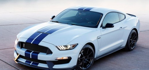 Ford Mustang Shelby GT350 2016 01