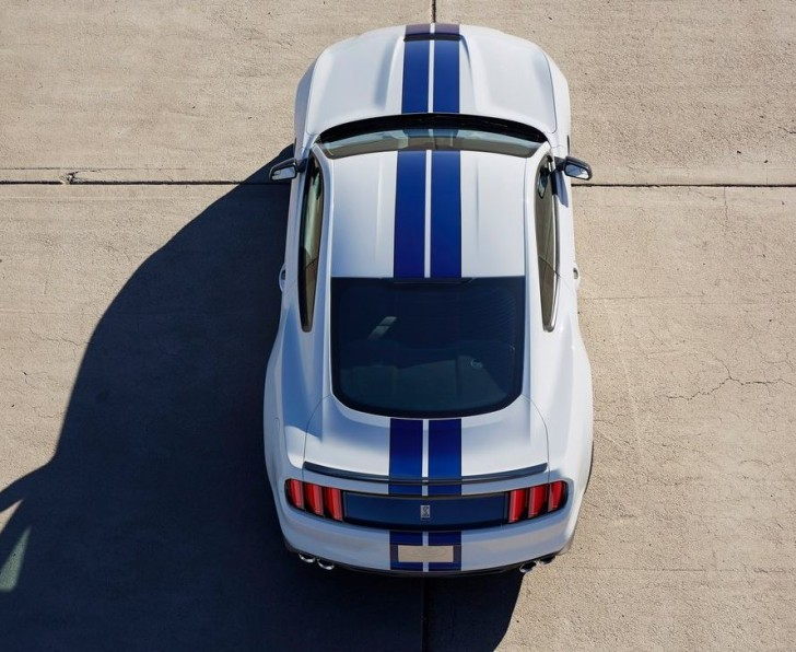 Ford Mustang Shelby GT350 2016 06