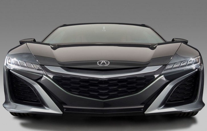HONDA NSX concept 2013 01
