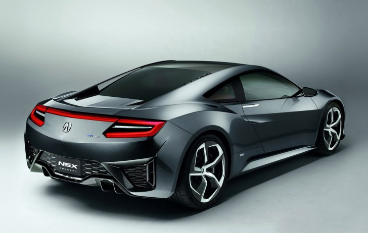 HONDA NSX concept 2013 02