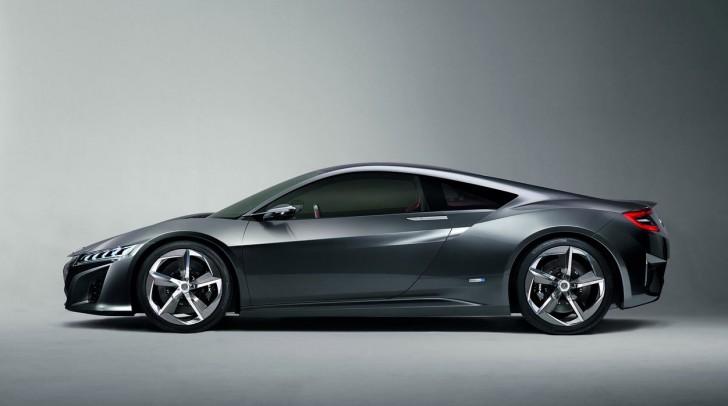 HONDA NSX concept 2013 03