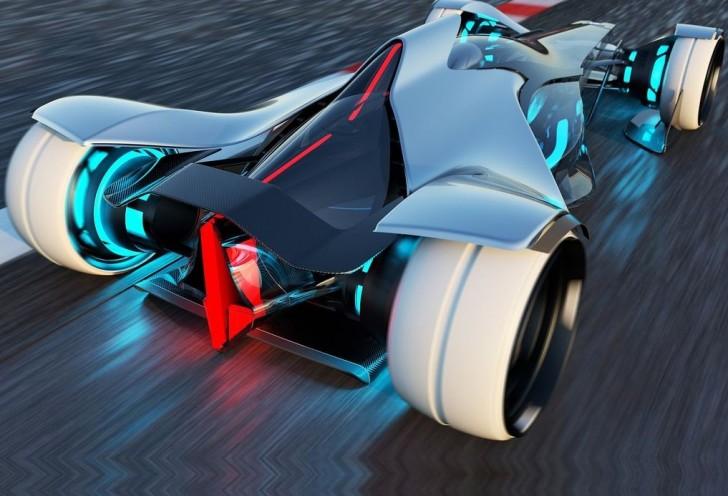 Infiniti Synaptiq Concept 2014 05