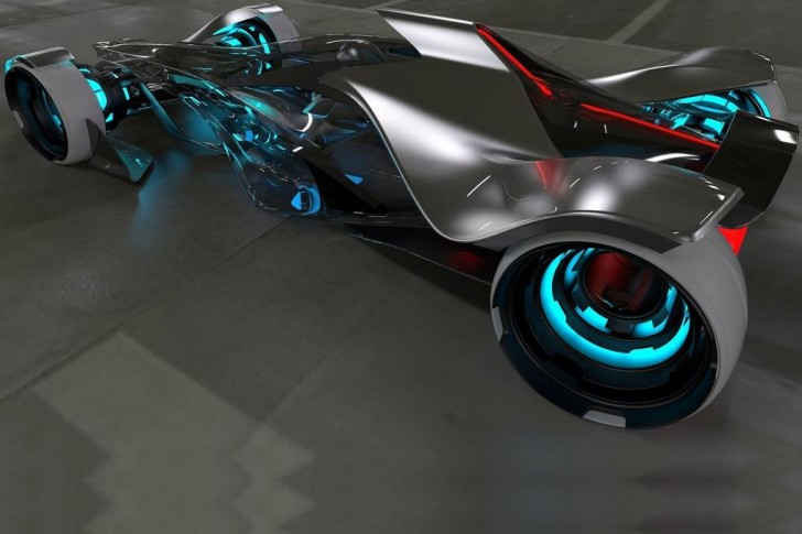 Infiniti Synaptiq Concept 2014 06