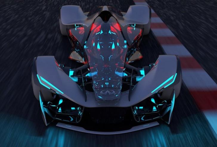 Infiniti Synaptiq Concept 2014 07